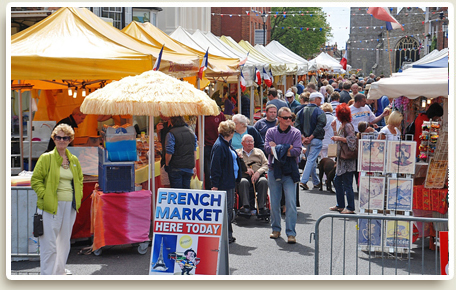 Groovy France At Home A French Market On Your Doorstep Home Interior And Landscaping Ologienasavecom